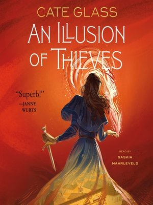 cover image of An Illusion of Thieves