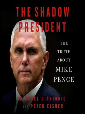 cover image of The Shadow President