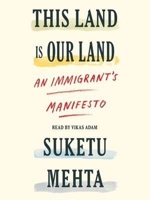 cover image of This Land Is Our Land