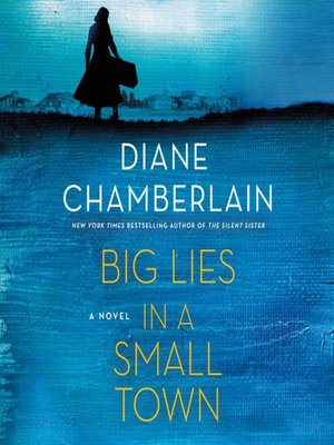 cover image of Big Lies in a Small Town