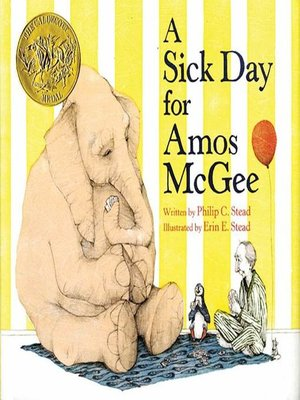 cover image of A Sick Day for Amos McGee