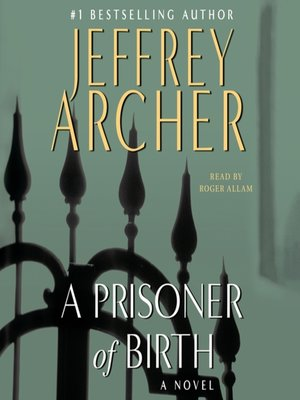 cover image of A Prisoner of Birth