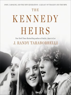 cover image of The Kennedy Heirs