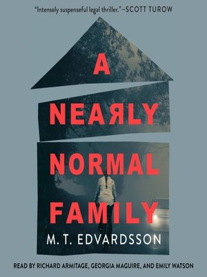 cover image of A Nearly Normal Family
