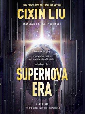 cover image of Supernova Era