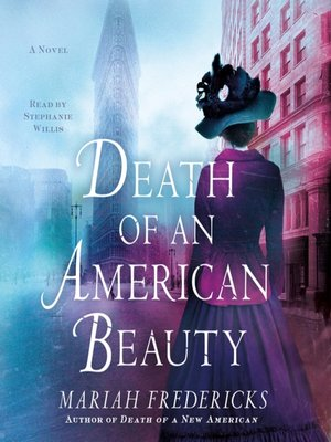 cover image of Death of an American Beauty