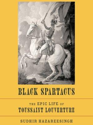 cover image of Black Spartacus