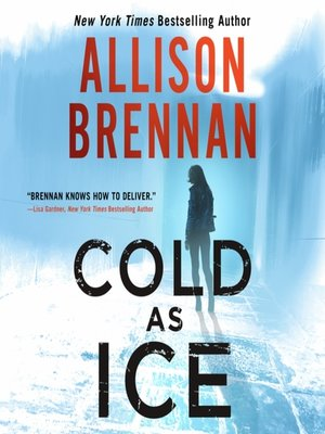 cover image of Cold as Ice