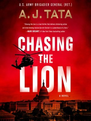 cover image of Chasing the Lion