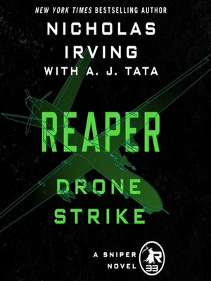 cover image of Reaper: Drone Strike