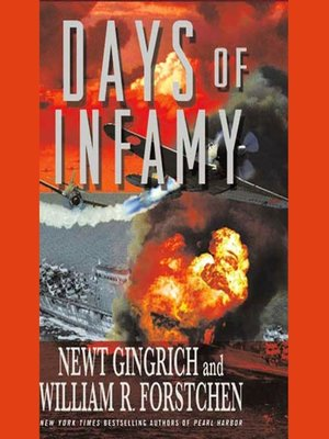 cover image of Days of Infamy
