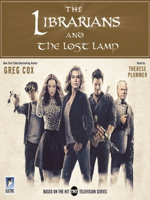 cover image of The Librarians and the Lost Lamp