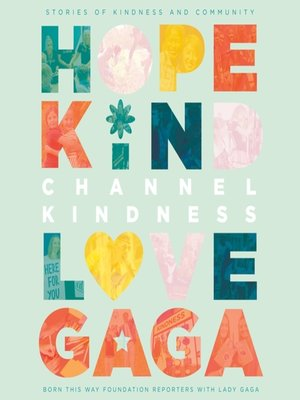cover image of Channel Kindness