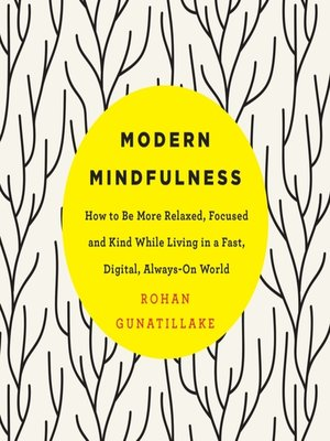 cover image of Modern Mindfulness