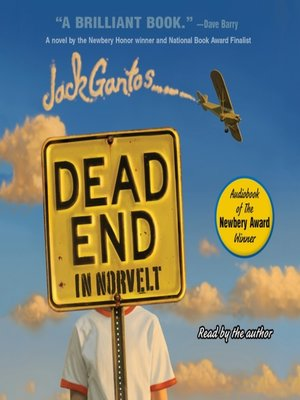 cover image of Dead End in Norvelt