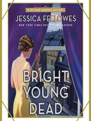 cover image of Bright Young Dead--A Mitford Murders Mystery