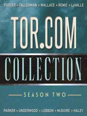 cover image of Tor.com Collection
