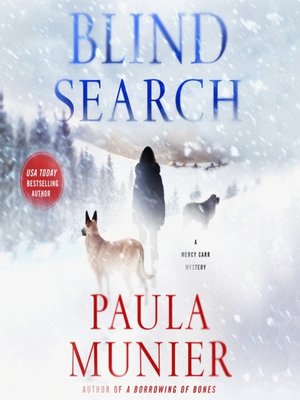 cover image of Blind Search--A Mercy Carr Mystery