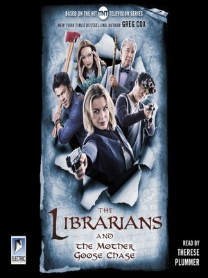 cover image of The Librarians and the Mother Goose Chase