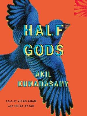 cover image of Half Gods