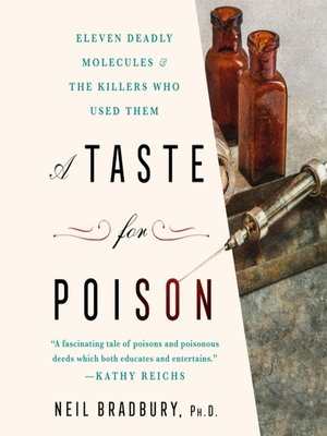 cover image of A Taste for Poison