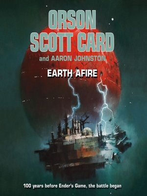 cover image of Earth Afire