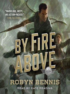 cover image of By Fire Above
