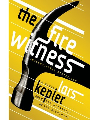 cover image of The Fire Witness