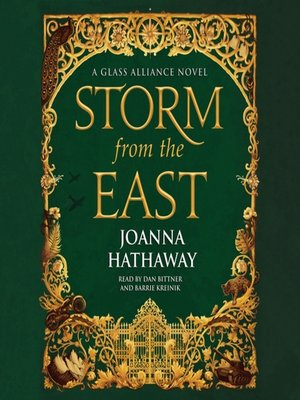 cover image of Storm from the East