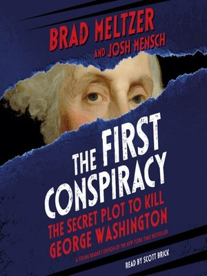 cover image of The First Conspiracy (Young Reader's Edition)