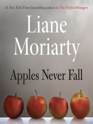 cover image of Apples Never Fall