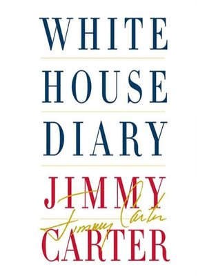 cover image of White House Diary