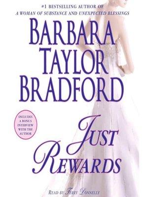 just rewards bradford barbara taylor