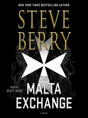 cover image of The Malta Exchange--A Novel