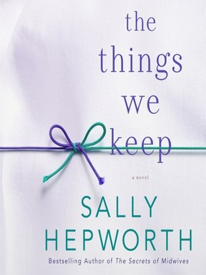 cover image of The Things We Keep