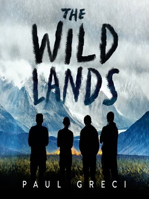 cover image of The Wild Lands