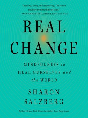 cover image of Real Change