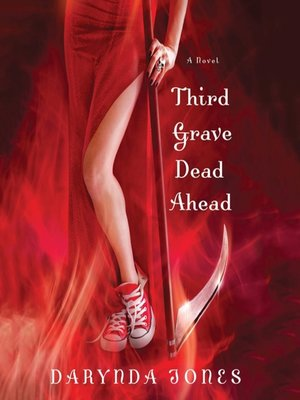 cover image of Third Grave Dead Ahead