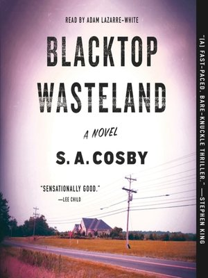 cover image of Blacktop Wasteland