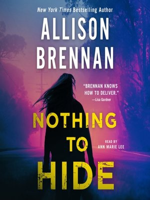 cover image of Nothing to Hide