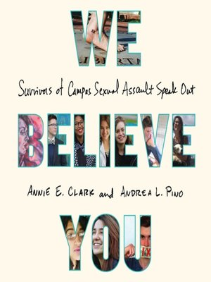 cover image of We Believe You