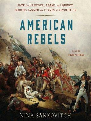 cover image of American Rebels