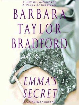 cover image of Emma's Secret