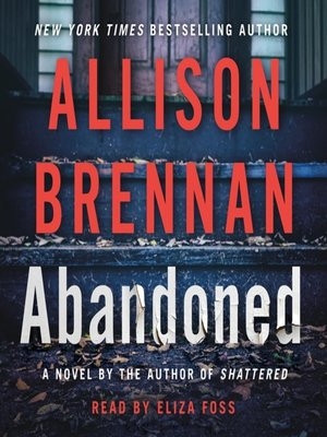 Allison Brennan Ebook