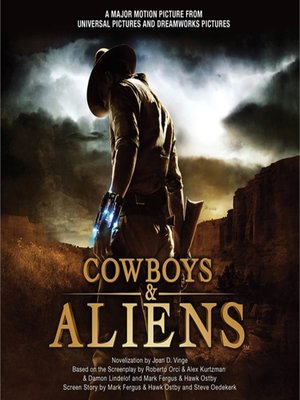 cover image of Cowboys & Aliens
