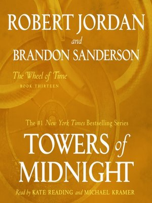 cover image of Towers of Midnight