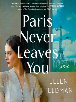 cover image of Paris Never Leaves You