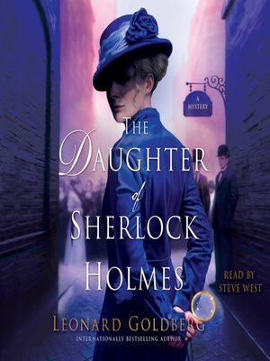 cover image of The Daughter of Sherlock Holmes