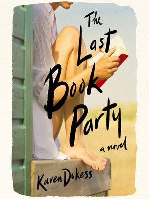 cover image of The Last Book Party