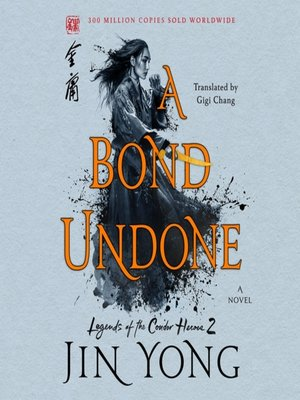 cover image of A Bond Undone--The Definitive Edition